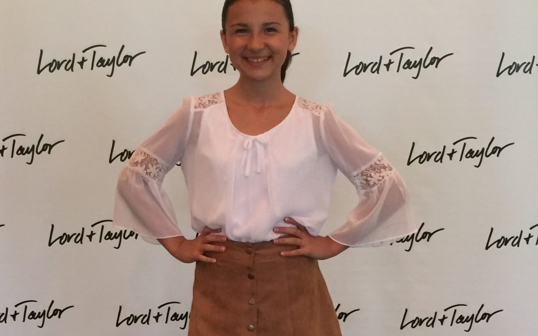 Portia Models for Lord n Taylor